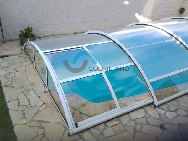 cubiertas de piscinas heated pool cubriland