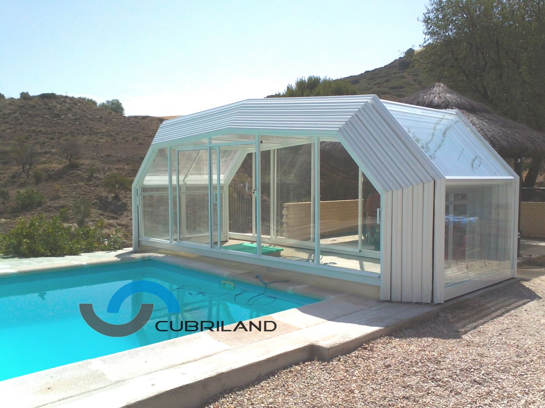 Cerramientos para piscinas cubriland for Cerramiento para piscinas colombia