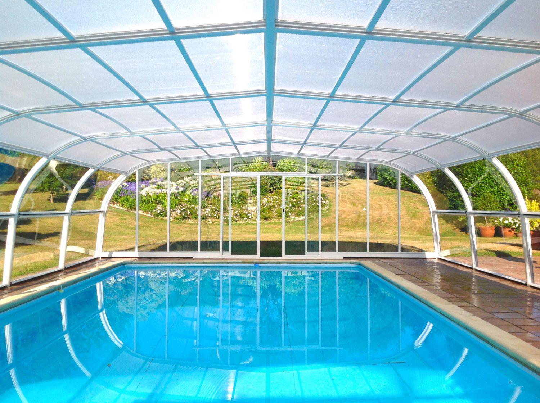 Cubiertas de piscinas altas cubiertas para piscinas for Techos para albercas