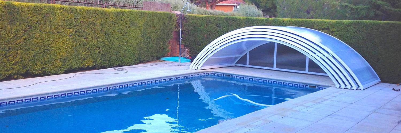 Cubiertas para piscinas cubriland cubiertas de piscina climatizaci n y cerramientos - Coste mantenimiento piscina ...
