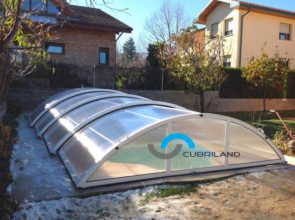 cubiertas piscinas telescopicas