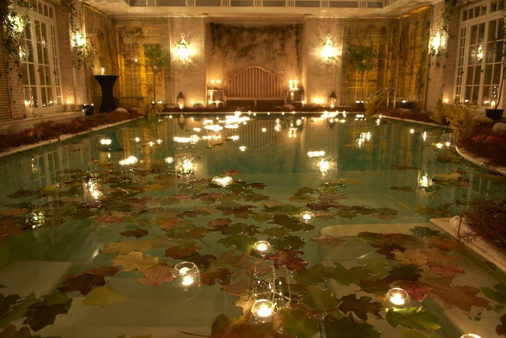 velas piscina