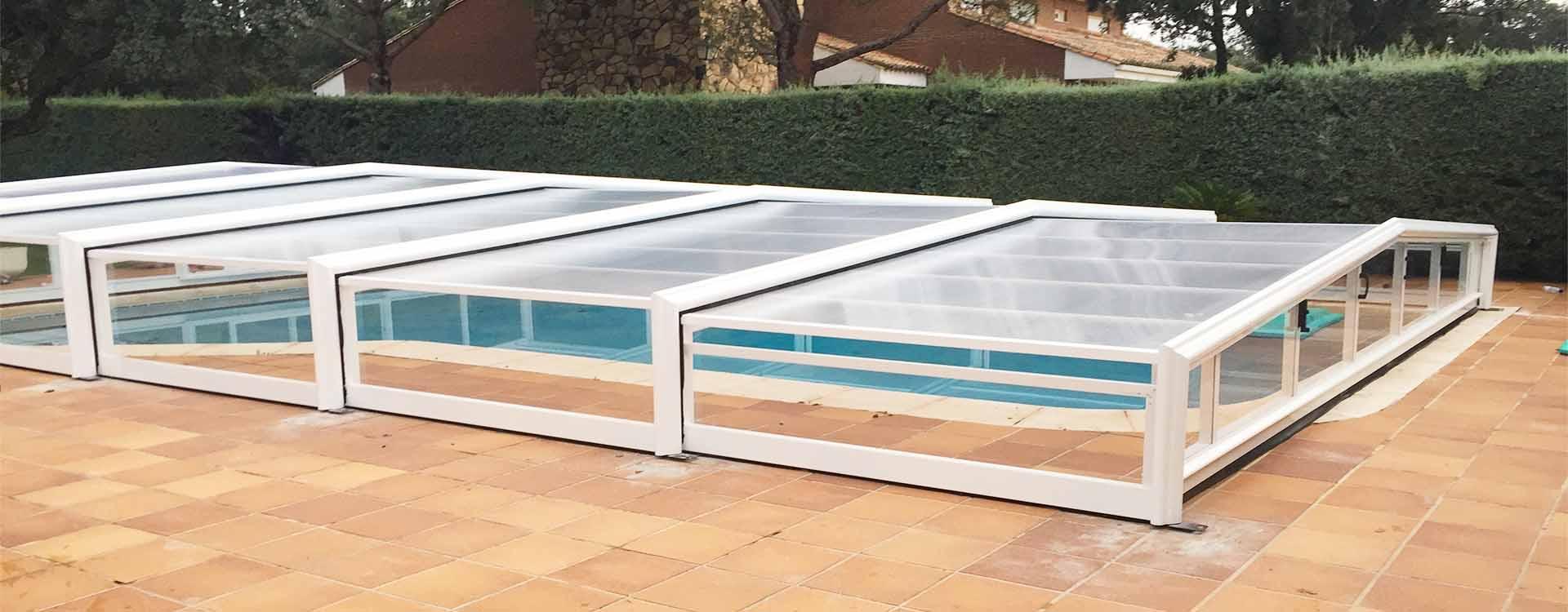Cubiertas de piscinas y cerramientos comprar modelos del for Piscinas fabricantes