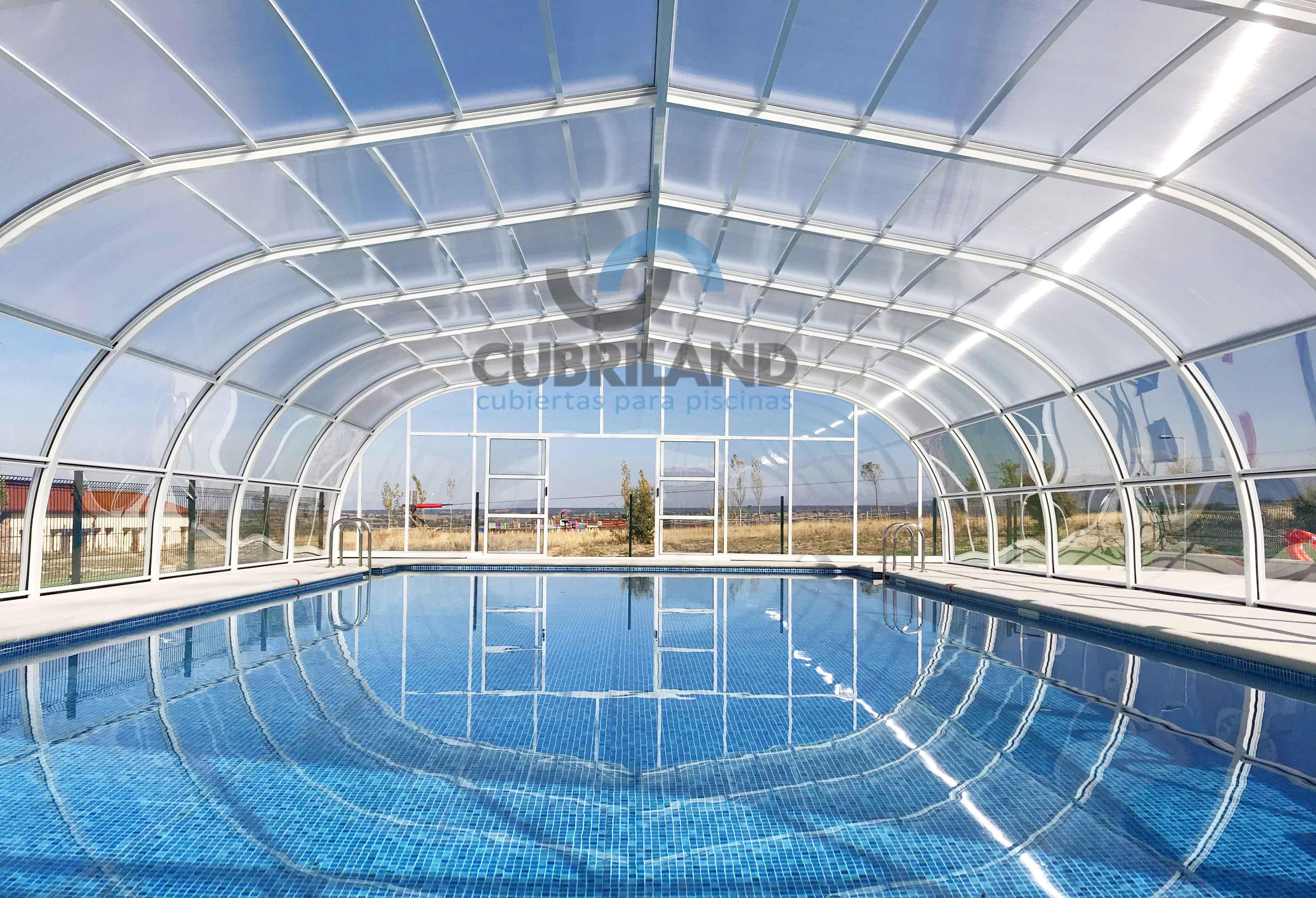 cubiertas de piscina fijas conoces las nuestras cubriland