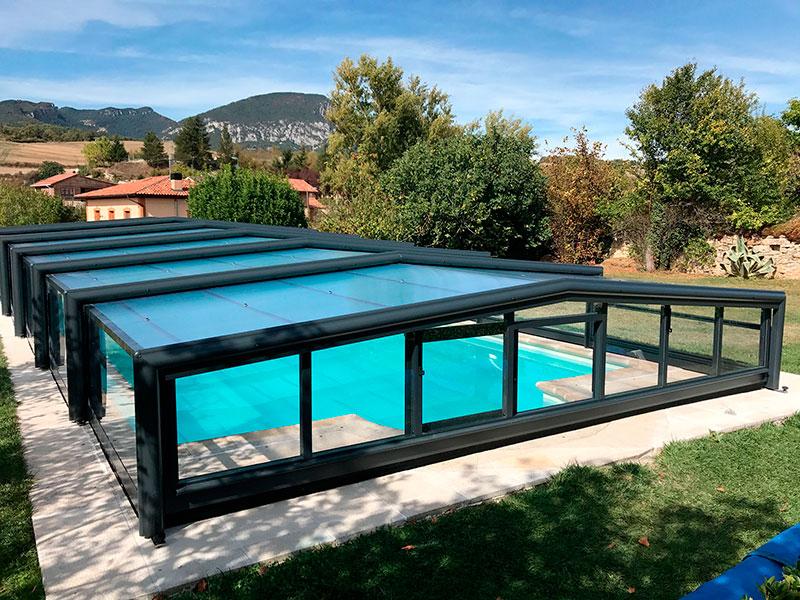 cubiertas para piscina modelo san marino cubriland