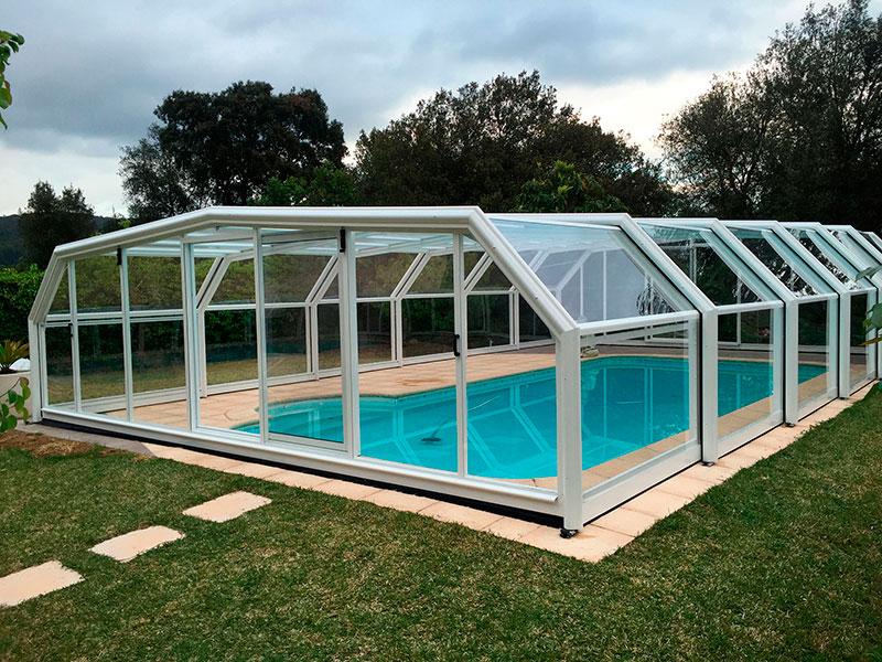 Cubiertas de piscinas y cerramientos comprar modelos del for Piscinas intex modelos y precios