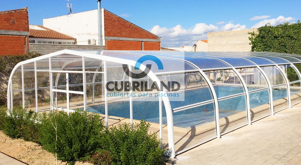 Cubrir las piscinas por seguridad Albacete