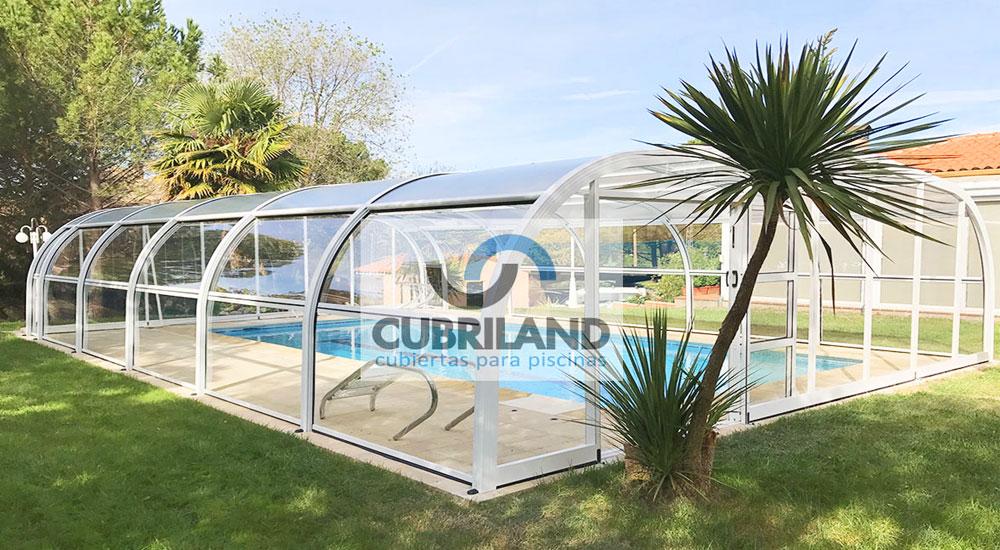 cubiertas para piscinas en salamanca con cubriland acertar s