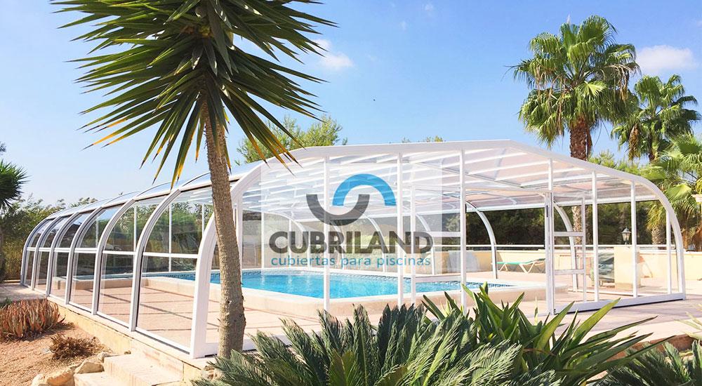 Cubrir las piscinas por seguridad CUBRILAND