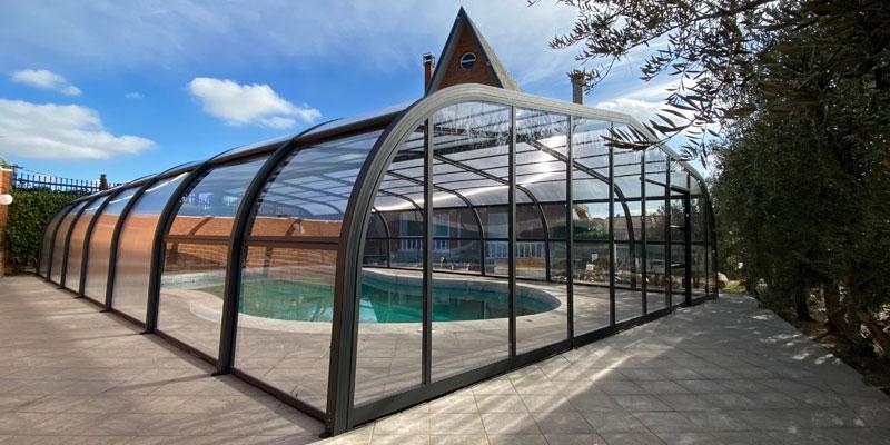 cubiertas assen para tu piscina tipo alto
