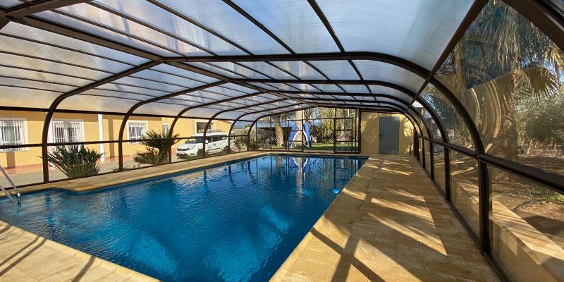 cubierta para piscina assen de cubriland