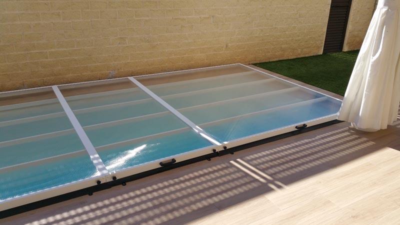 cubiertas para piscina monte carlo