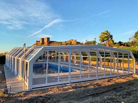cubiertas de grandes dimensiones en Cubriland