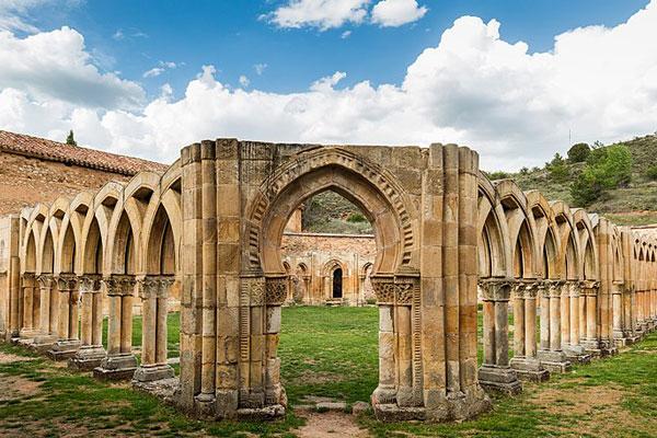 soria monasterio