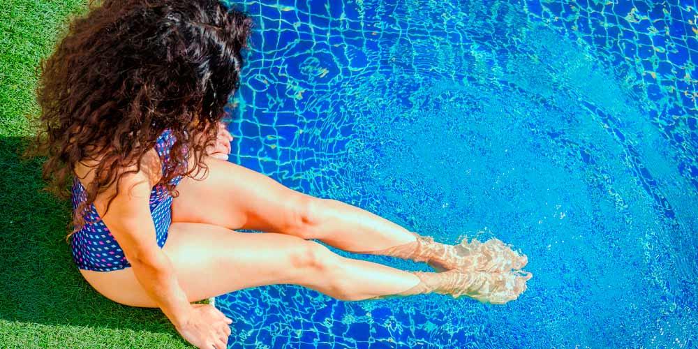 Tareas para mantener la piscina limpia