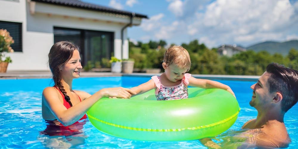 Ubicación de tu piscina