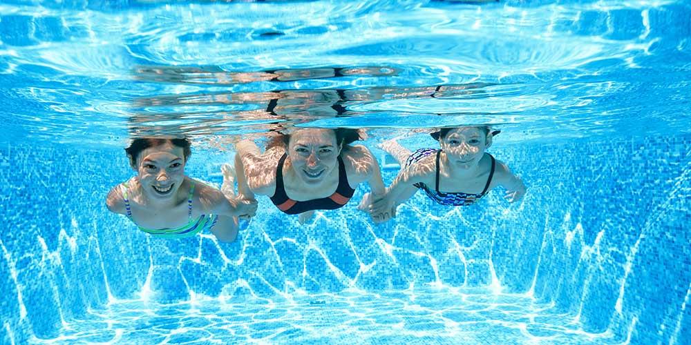 beneficios de nadar
