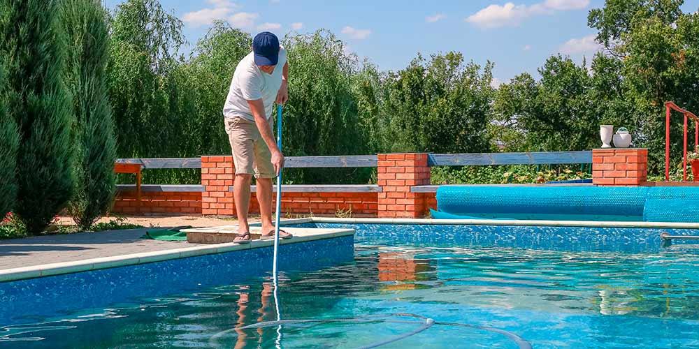 preparar piscina mantenimiento