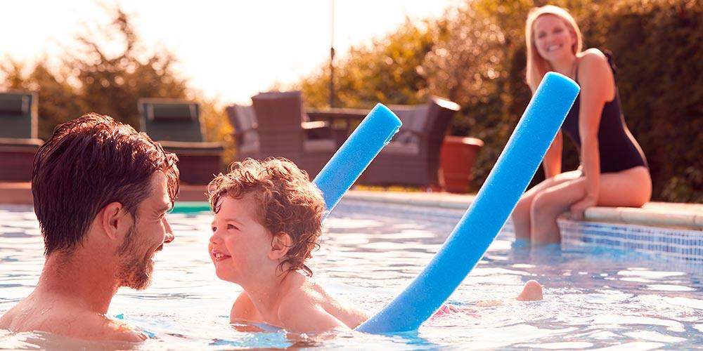 Guía climatización de piscinas