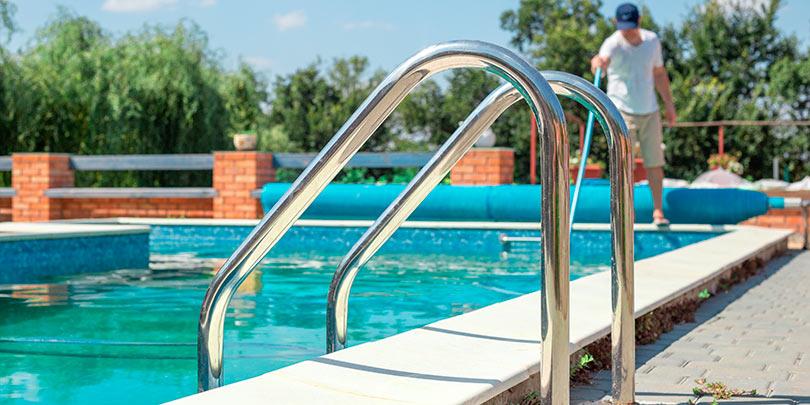 mantener una piscina todo el año