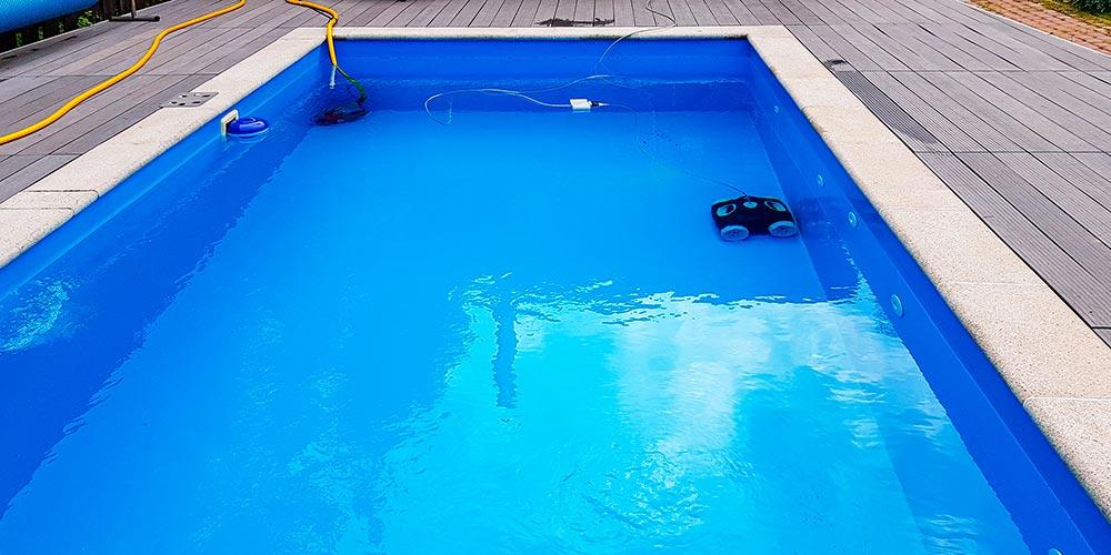 Cómo vaciar una piscina