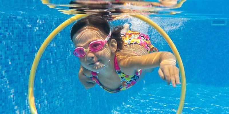 Actividades acuáticas para niños