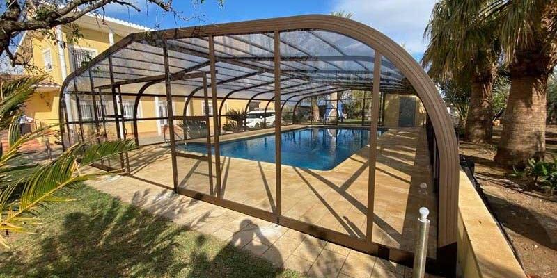 cubierta elevable