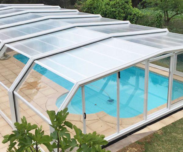 cubiertas altas con protección ultravioleta