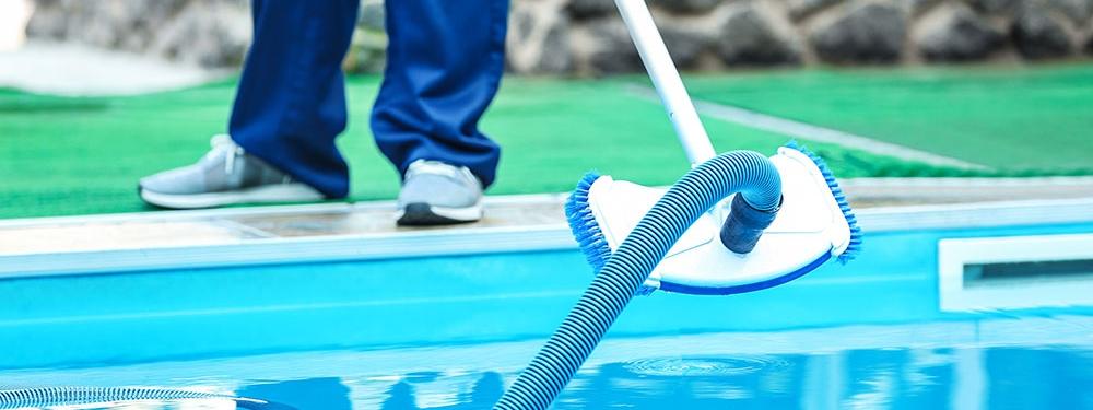 Desinfecta el agua de tu piscina contra el coronavirus